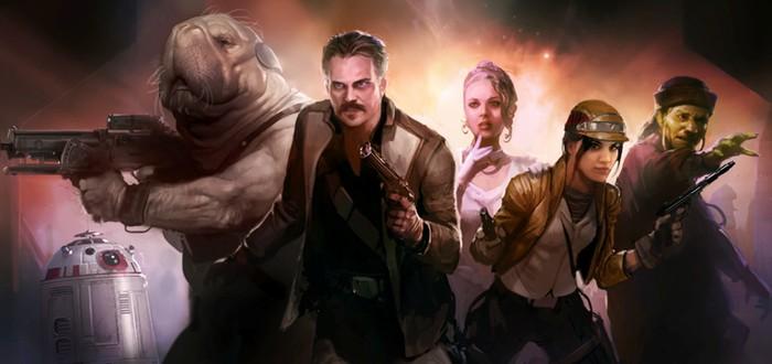 Ключевой арт отмененной игры Visceral Games