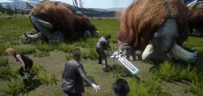 Системные требования Final Fantasy XV