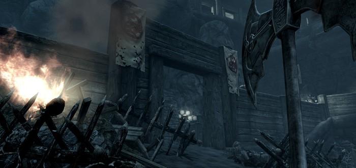 Мега-мод превращающий Skyrim в Gothic стал еще лучше