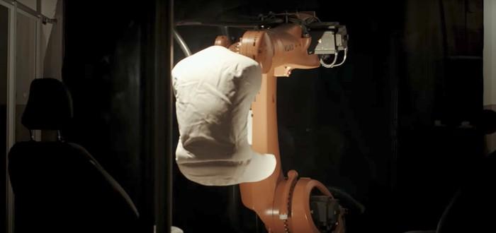 Ford показала роботизированный зад для тестирования сидений