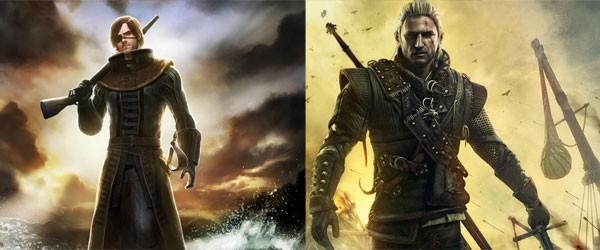 Risen 2  vs Witcher 2