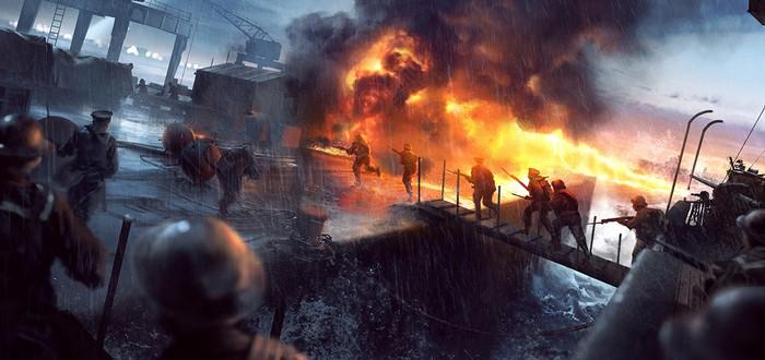 EA начала хвалить следующий Battlefield