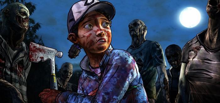 Telltale анонсировала The Walking Dead Collection для консолей