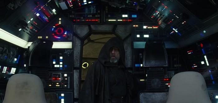 """Новый минутный трейлер """"Звездных войн: Последние джедаи"""""""