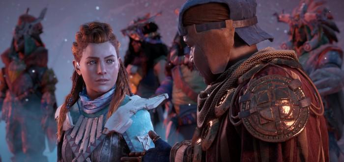 Видео-дневник разработчиков Horizon Zero Dawn: The Frozen Wilds о создании племени Банук