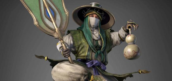 Новые скриншоты персонажей Dynasty Warriors 9