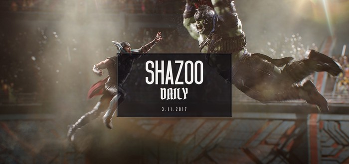 Shazoo Daily: Я календарь переверну