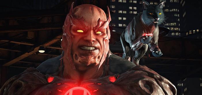 В Steam стартовало бета-тестирование Injustice 2