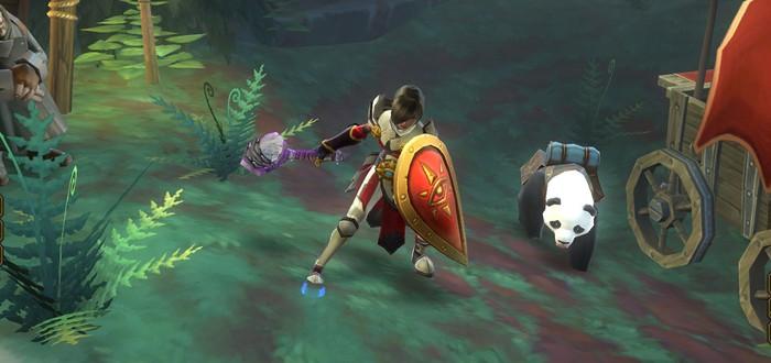 Microsoft просила разработчиков Torchlight сделать новую игру Fable