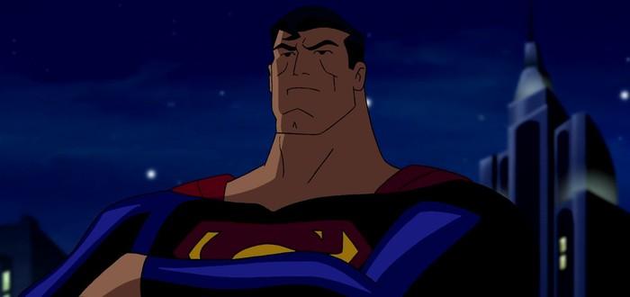 Трейлер специального издания к десятилетию анимационных фильмов DC