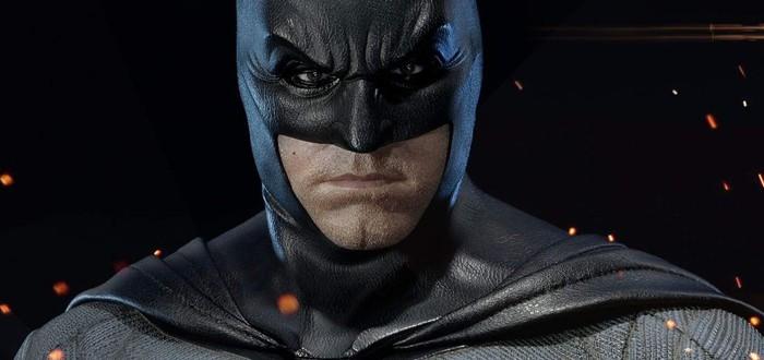 Фигурка Бэтмена с детализированной щетиной за тысячу долларов