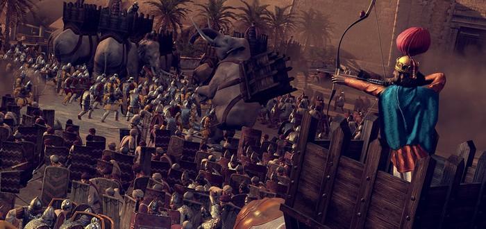 Первые скриншоты дополнения Empire Divided для Total War: Rome 2