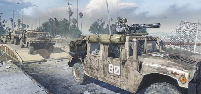 Производитель Хаммера подал в суд на Activision из-за Call of Duty