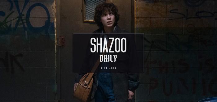 Shazoo Daily: Кинг одобряет