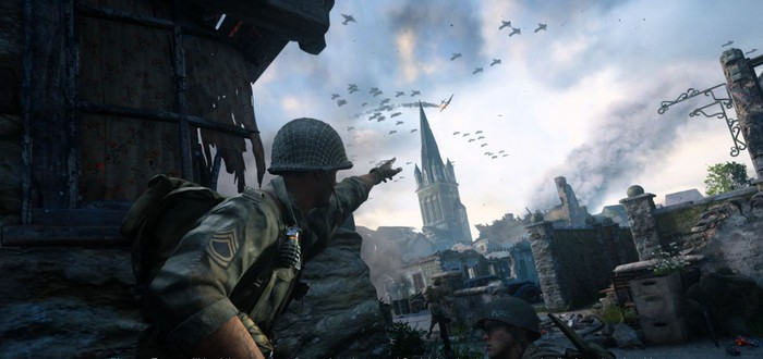 Вместо Call of Duty: WWII могла выйти Advanced Warfare 2