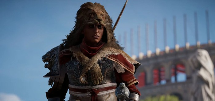 Трейлер дополнения Roman Centurion Pack для Assassin's Creed Origins