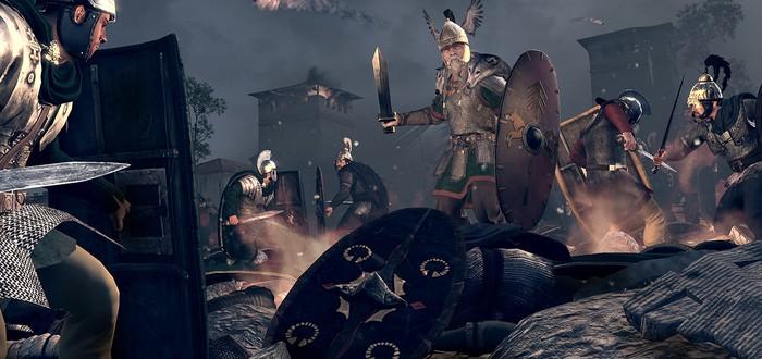 20 минут геймплея Total War: Rome 2