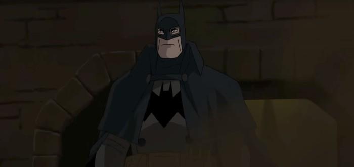 Бэтмен встретил Джека Потрошителя в дебютном трейлере Batman: Gotham by Gaslight