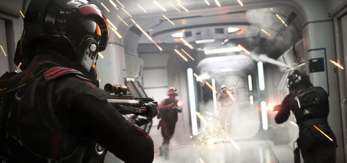 Разработчик Star Wars Battlefront 2 о 40 часах гринда