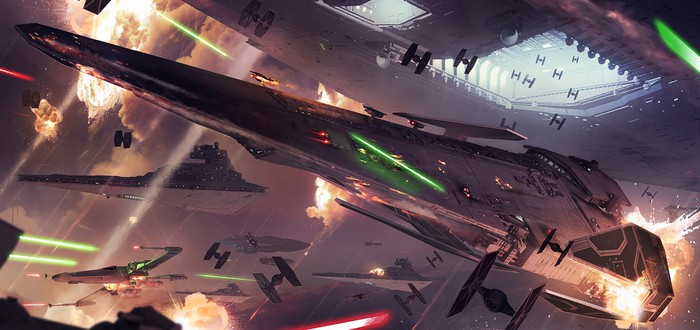 Первый технический анализ Star Wars Battlefront 2 — никакого родного 4K