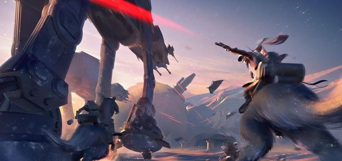 Все кат-сцены Star Wars Battlefront 2 в одном видео