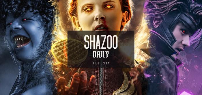 Shazoo Daily: вторник без кнопки возврата