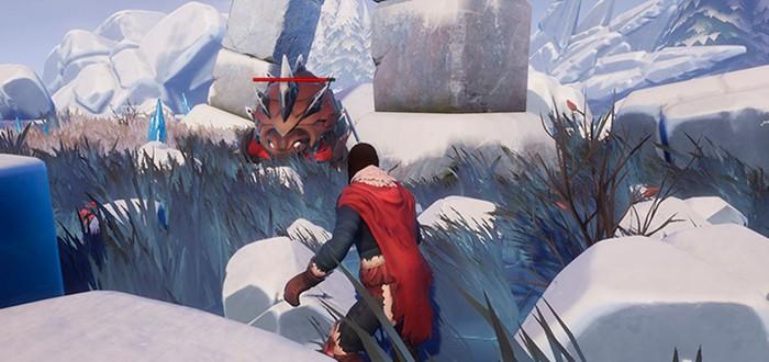 Frozen Flame — эпичная выживалка от российских разработчиков