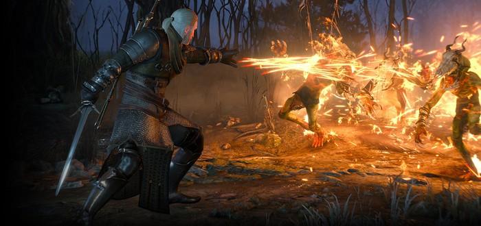 Мод для The Witcher 3 улучшает систему частиц
