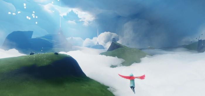 Геймплей Sky — духовный наследник Journey