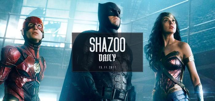 Shazoo Daily: беспокойная среда