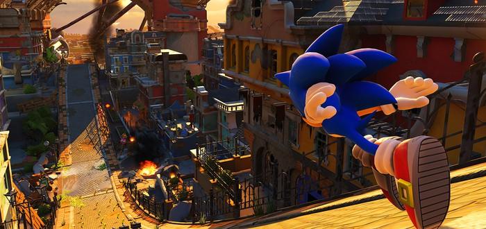 Стример прошел Sonic Forces и сделал рефанд