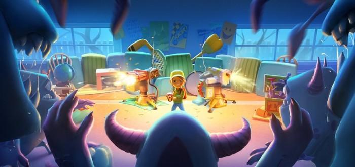 Концепт-арты Sleep Tight — игры от создаталей League of Legends и мультфильмов Pixar