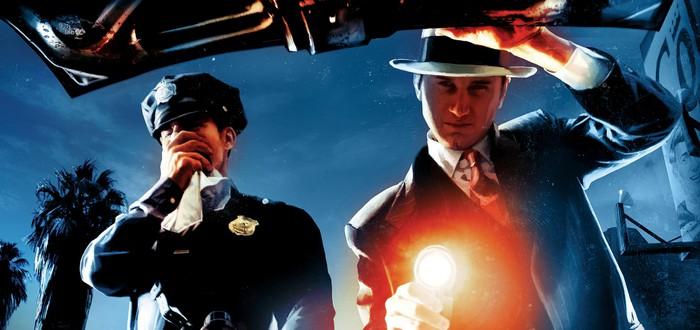 Сравнение L.A. Noire на PS3, PS4, PS4 Pro и Nintendo Switch