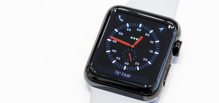 Apple доминирует на рынке умных часов