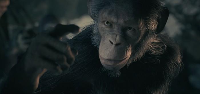 Восстание обезьян в релизном трейлере Planet of the Apes: Last Frontier