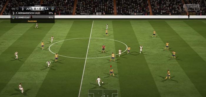 Геймеры FIFA 18 нашли еще один эксплоит с подачами мяча