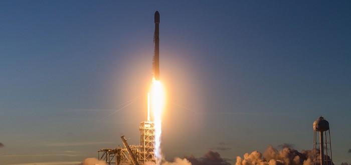 Прямой эфир с запуска SpaceX: секретный правительственный груз