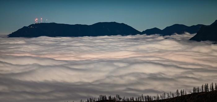 Напоминание о том, что облака — это жидкость