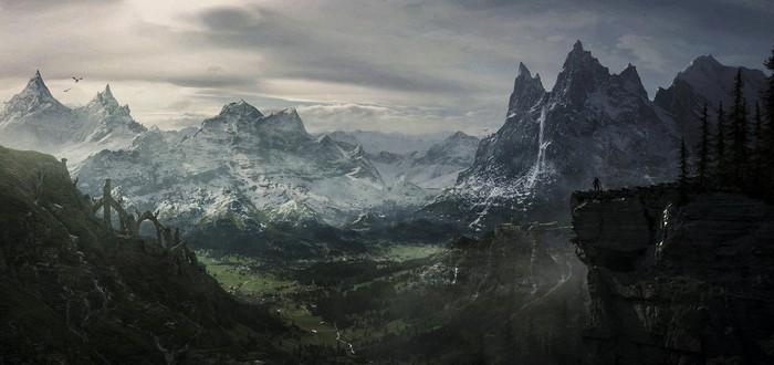 Сравнение графики Skyrim на PC, PS3, Xbox One и Nintendo Switch