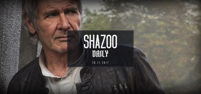 Shazoo Daily: Хан Соло на дорогах Калифорнии