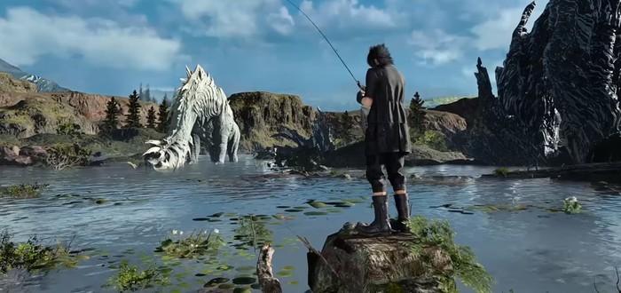 Релизный трейлер Monster of the Deep: Final Fantasy XV