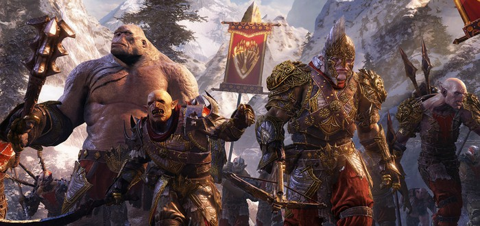 Релизный трейлер дополнения Slaughter Tribe для Middle-earth: Shadow of War