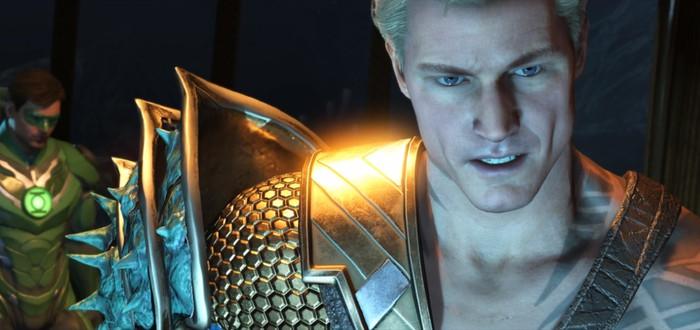 Warner Bros. снизила цену на Injustice 2 в российском Steam