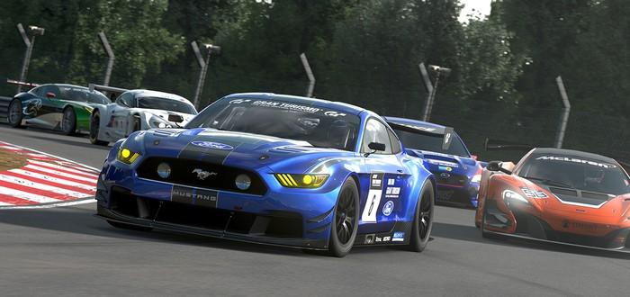 Обновления GT Sport введут оффлайновый функционал