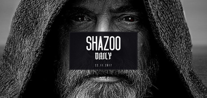 Shazoo Daily: Три недели до встречи с Люком