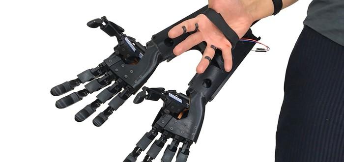 Первая в мире аугментация, с которой вы можете удвоить число своих рук