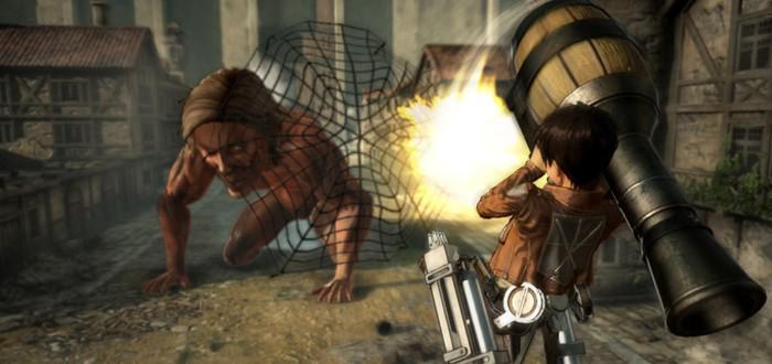 Детали геймплейной механики Attack on Titan 2