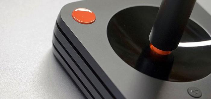 Atari показала джойстик будущей консоли