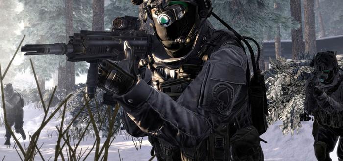 Режим королевской битвы добрался до Call of Duty Online