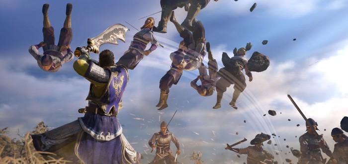Кинематографический трейлер Dynasty Warriors 9 в стиле Power Rangers